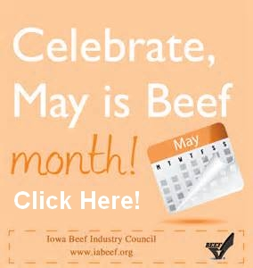 May is Beef Month