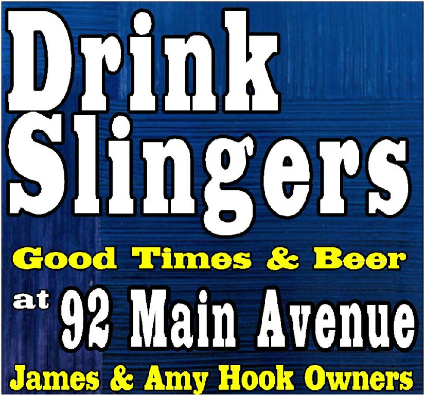 Drink Slingers Website