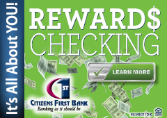 CFB Reward$ Checking